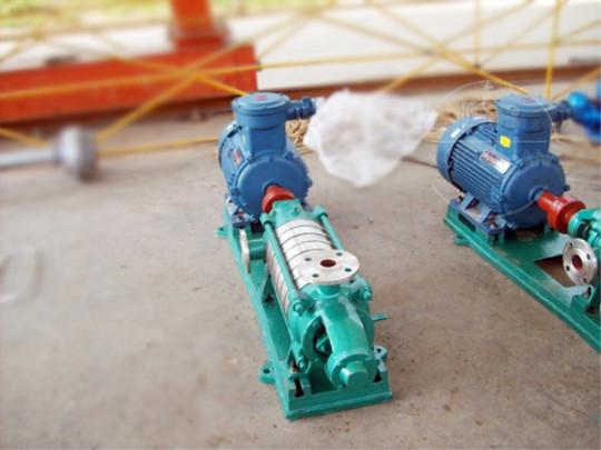 DF型臥式耐腐蝕不銹鋼多級泵