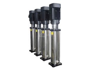 CDL/CDLF型立式不锈钢轻型多级泵