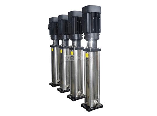 CDL/CDLF型立式不锈钢多级泵