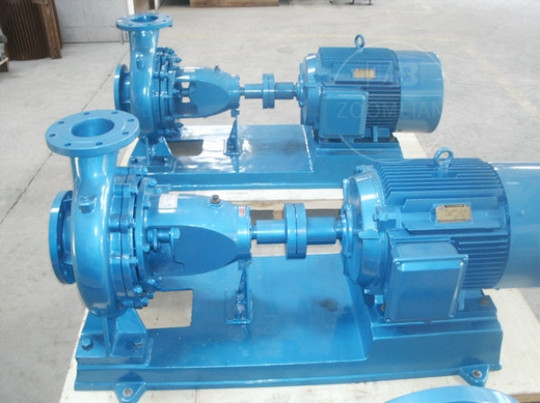 IS型臥式單級單吸離心泵