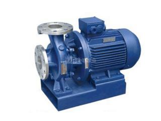IHW型臥式不銹鋼管道離心泵