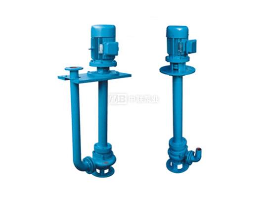 YW型立式不锈钢液下排污泵