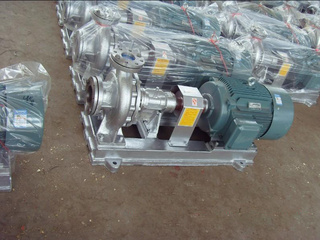 Y、YS型高温导热油泵