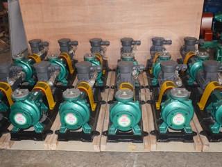 IY型卧式单级离心油泵