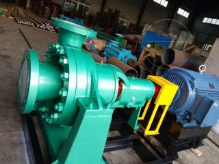 IR型卧式单级单吸离心热水泵