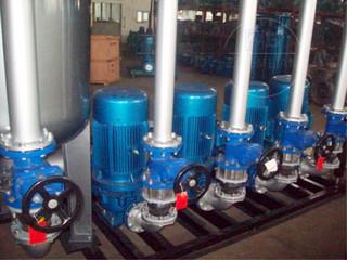 IRG型高温立式热水管道泵