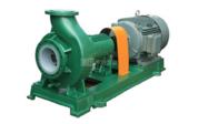 IHF型氟塑料耐侵蚀化工泵