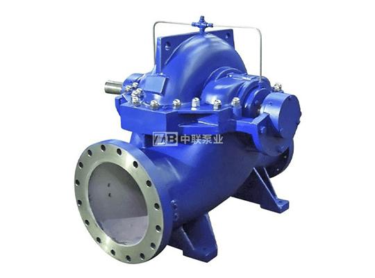 SH型单级双吸中开泵