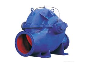 SA型單級雙吸中開泵