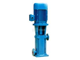 DLR立式管道熱水多級泵