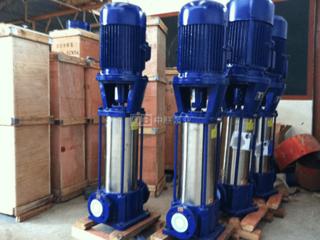 DLR型热水立式多级管道泵
