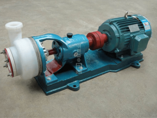 FSB型卧式氟塑料化工离心泵