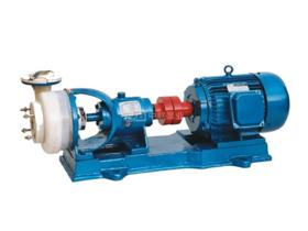 FSB型臥式氟塑料化工泵