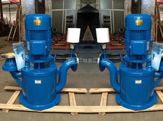 WFB型立式自吸污水排污泵