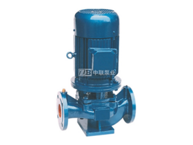 IRG型立式熱水管道泵