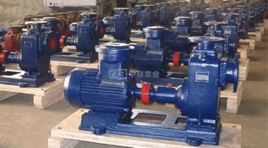 恩曼技术公司采购2台自吸泵