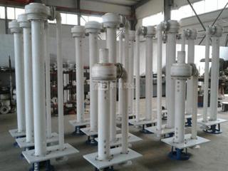FY型立式耐腐蚀排污液下化工泵