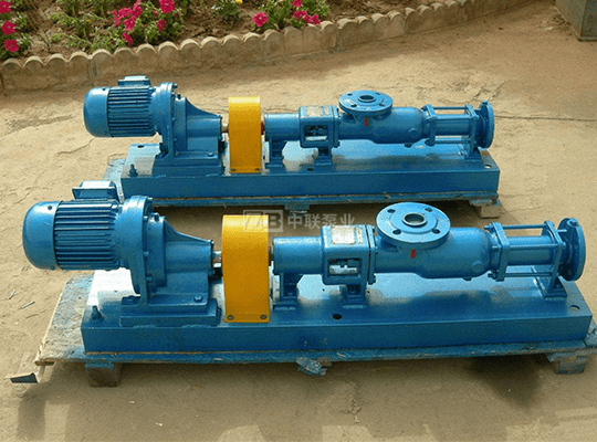 I-IB型卧式泥浆泵