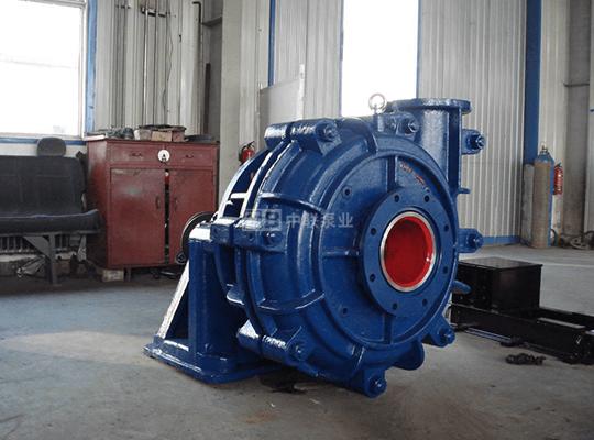 AH、AHH型耐磨渣浆泵