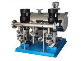 WF型无负压变频供水设备