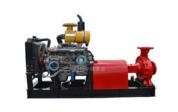 化工柴油机水泵机组