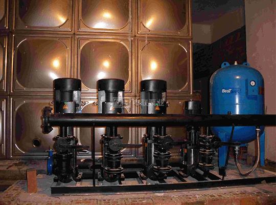 BH系列变频恒压供水设备
