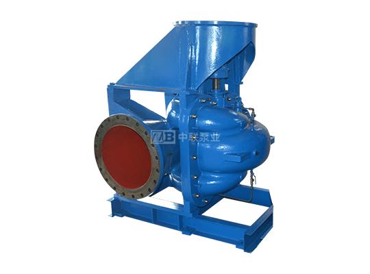 SLZ型立式单级双吸中开泵