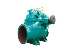 SM型單級雙吸中開泵