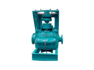 SLA型立式单级双吸中开泵