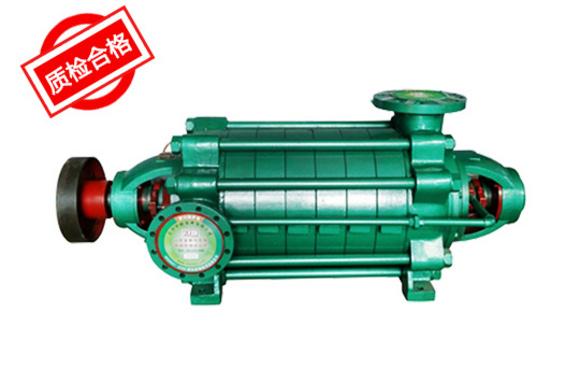 實力過硬    長沙中聯泵業多級離心泵順利通過國家質量檢驗