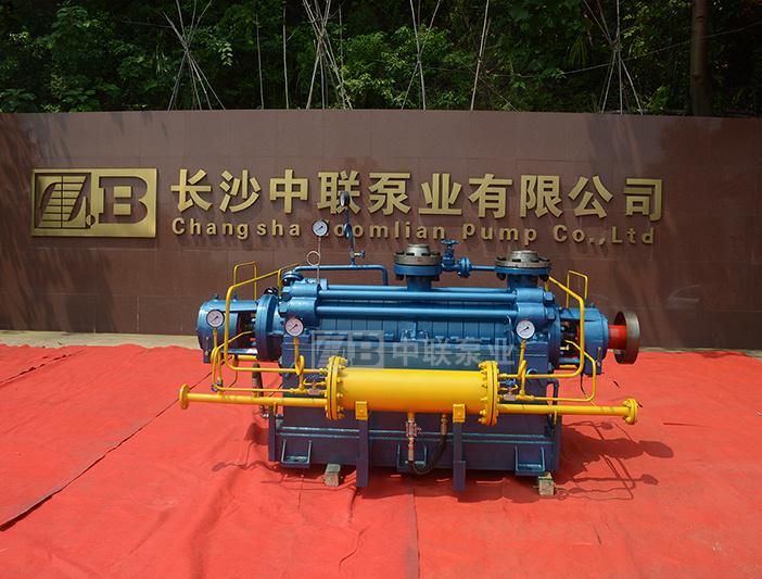 高温锅炉给水泵