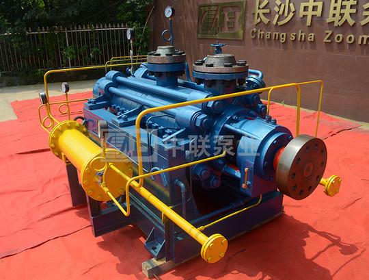 DGP型自平衡鍋爐給水泵帶冷卻裝置