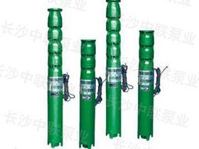 QJ型深井潛水多級泵