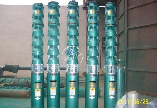 QJ型深井用多级潜水泵