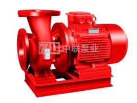 XBD-W型臥式單級消防泵