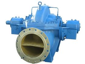 DK型多級雙吸中開泵
