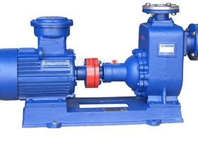 CYZ型卧式自吸式离心油泵
