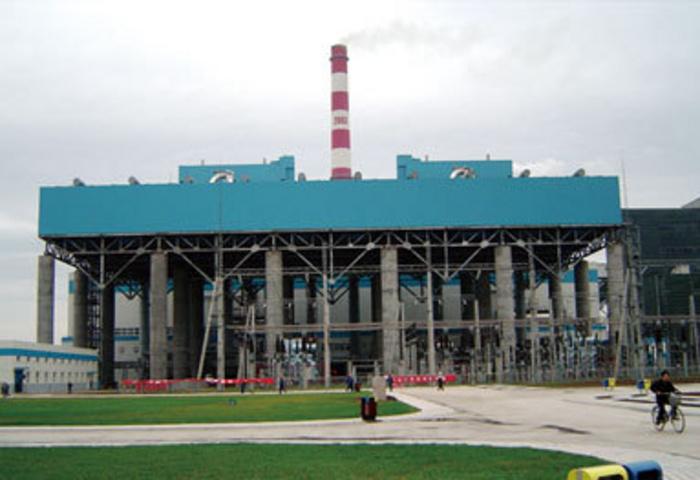 新疆米東熱電廠DG型鍋爐給水泵