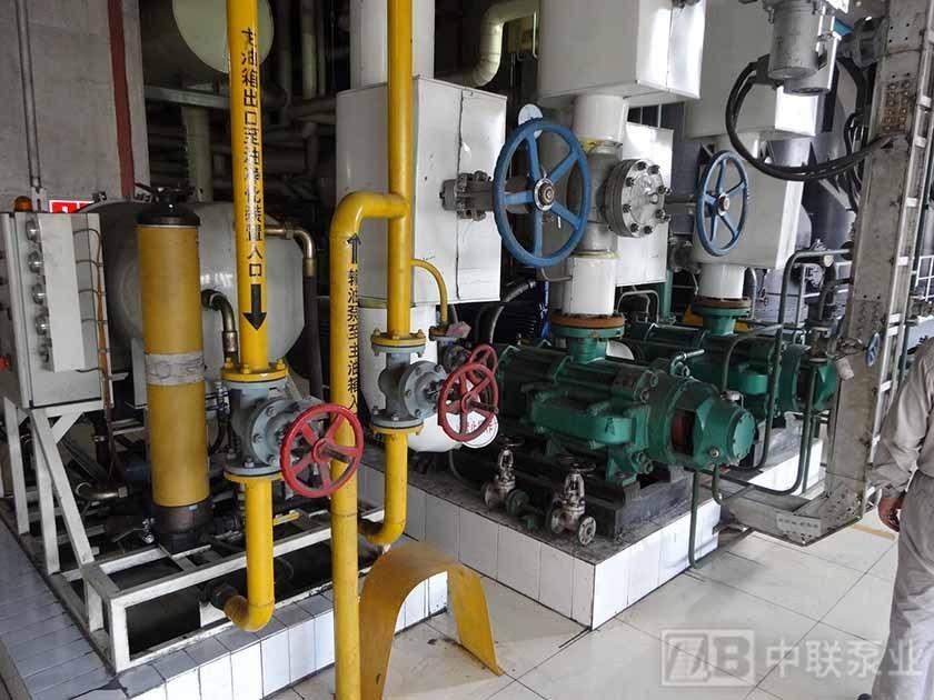 国电荥阳自平衡高压多级锅炉泵