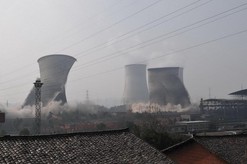 江西省贵溪火力发电厂