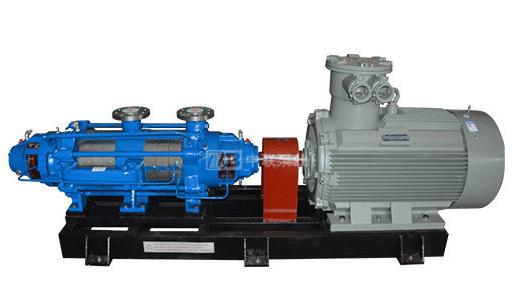 DF(P)型耐腐蚀自平衡多级化工泵