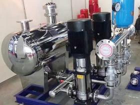 变频恒压二次供水设备