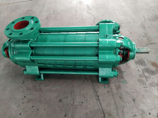 DF型卧式不锈钢耐腐蚀多级化工泵
