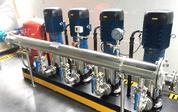 万达国际娱乐泵业数字智慧供水泵组全面通过验收评审