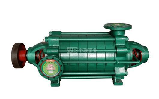 MD型矿用耐磨多级离心泵
