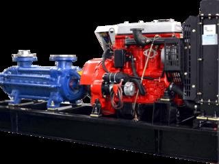 船用柴油机水泵