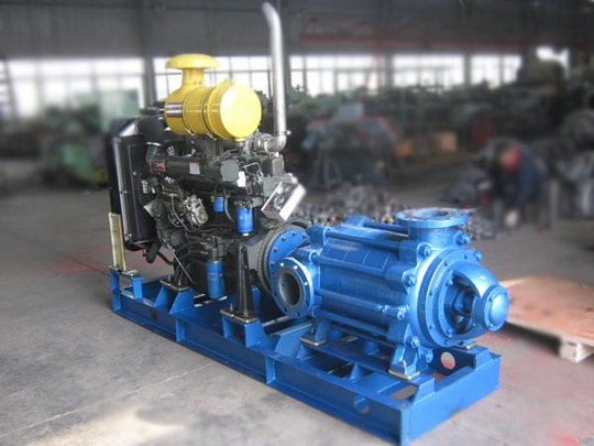 高压柴油机水泵