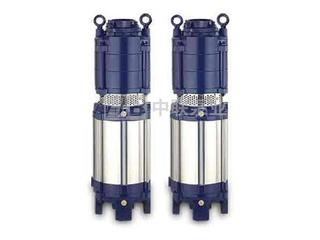 不锈钢多级深井潜水泵