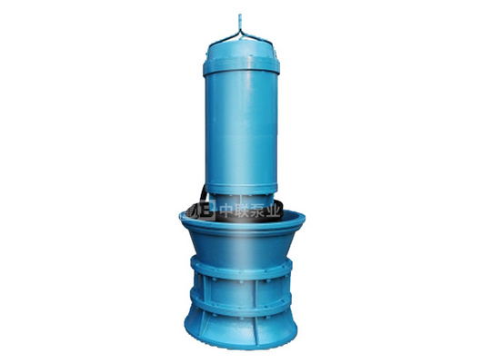 QZ型大流量潜水式轴流泵