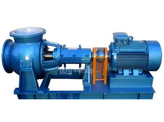 JXF型高温衬氟合金轴流泵